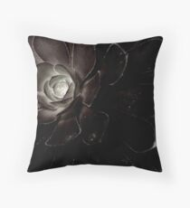 Aeonium Throw Pillow