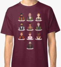 Natasha, Pierre und der Große Komet von 1812 Classic T-Shirt