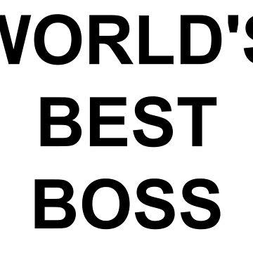 The Office - Michael Scott's World's Best Boss Mug! by sbaldesco