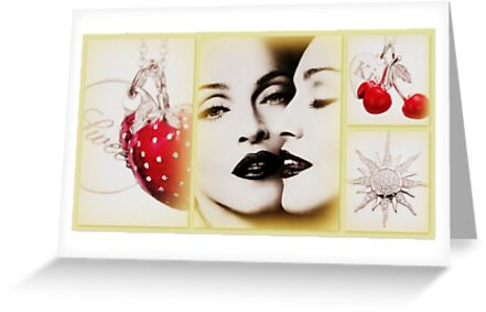 Sweet Berry Kiss by ©The Creative  Minds