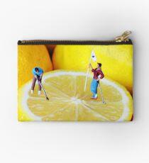 Golf Game On Lemons Studio Pouch