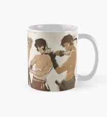 Voltron Paladins x Samurai AU Mug