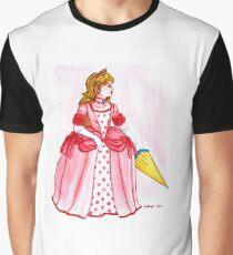 Pretty Peach Graphic T-Shirt