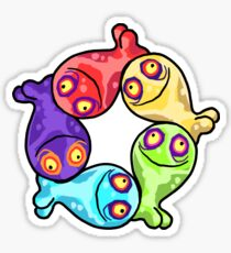 Rainbow Chuchu Sticker