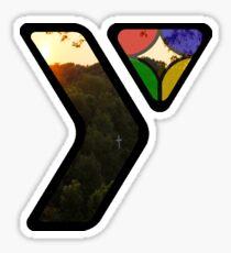 YMCA Camp Benson - Y Sticker
