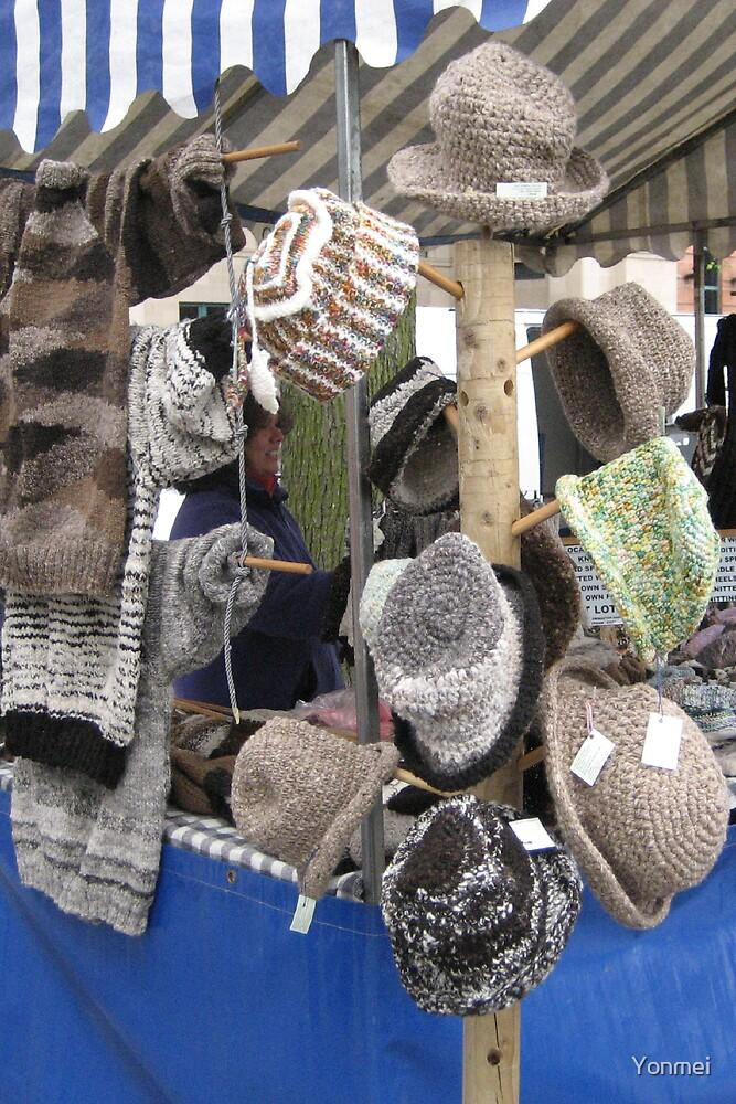 Sheepish Hats by Yonmei