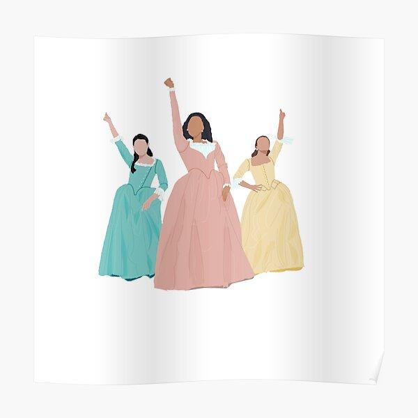 Schuyler Sisters! Poster