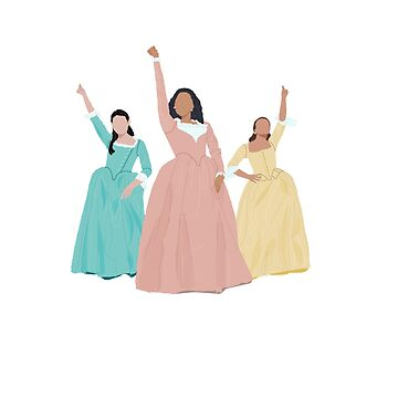 Schuyler Sisters! by broadways