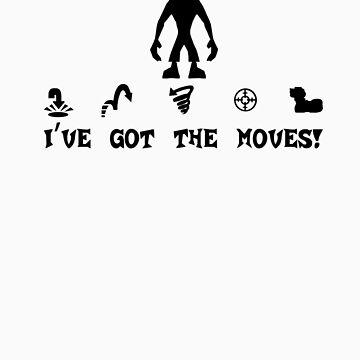 Moves Like Crash! by PJudge