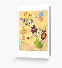 Pidge!!! Greeting Card