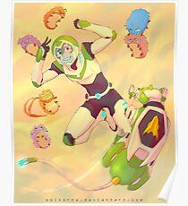 Pidge!!! Poster