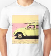 Surf bug popart poster T-Shirt