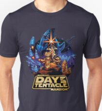 Day of the Tentacle - Star Wars mashup Unisex T-Shirt