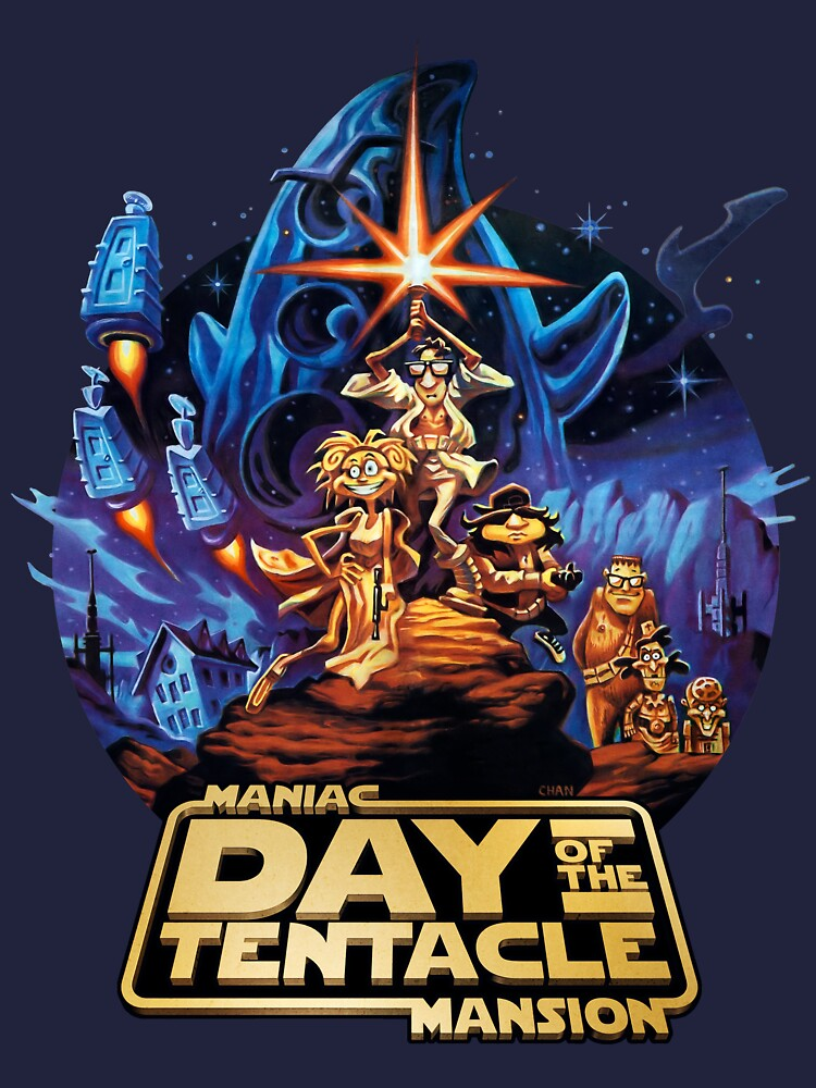 Day of the Tentacle - Star Wars mashup by FbsArts