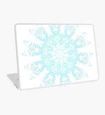 Blue Dream Catcher Laptop Skin