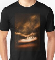The shipwreck and the storm T-Shirt