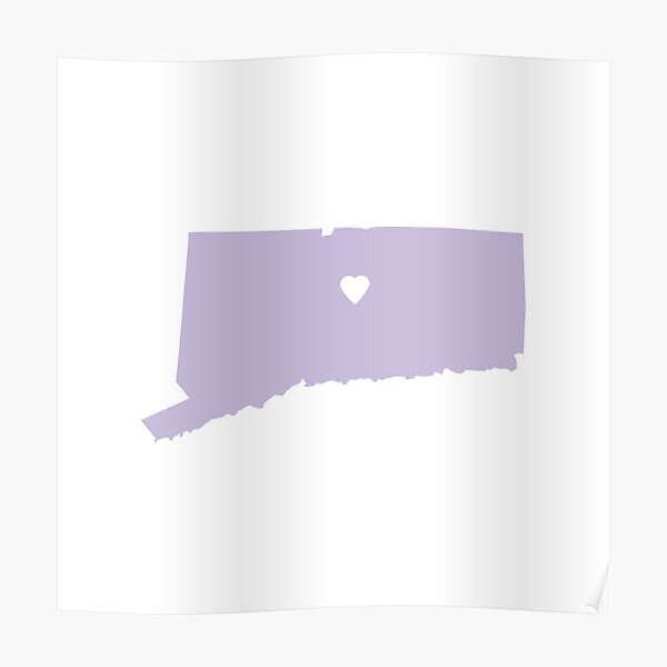 Connecticut Love Poster