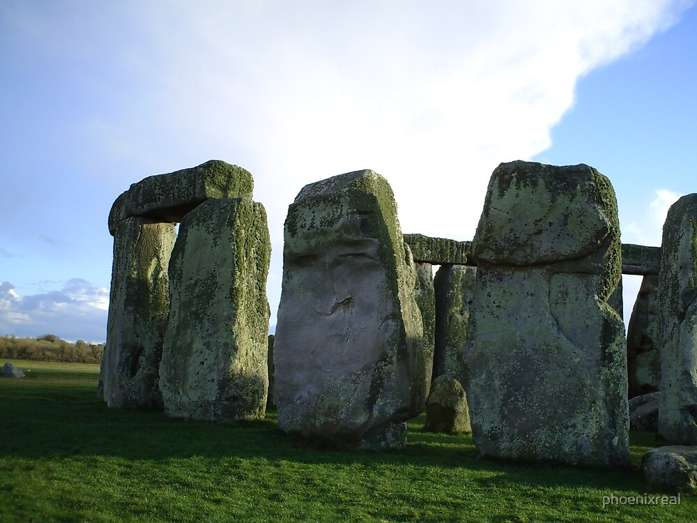 Stonehenge by phoenixreal