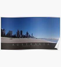 Australia scenic Series 11 Poster