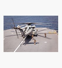 Sikorsky CH-53E Super Stallion Photographic Print