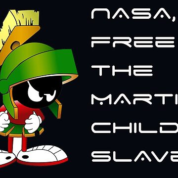 Free Martian Child Slaves - Marvin, Dark by Sub-cdteFrankie