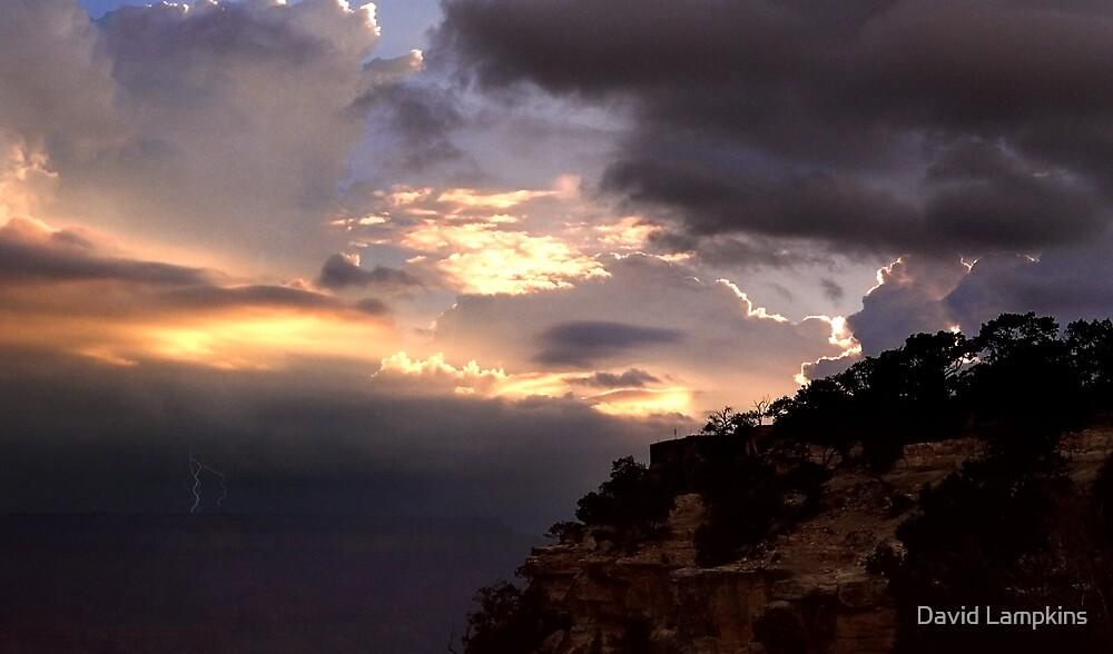 Stormy Morning by David Lampkins