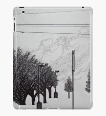 Ink Drawing iPad Case/Skin