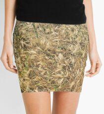 Wheat larger Mini Skirt