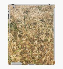 Wheat larger iPad Case/Skin