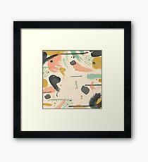 Iridescent Framed Print