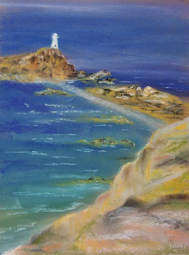 Corbiere Lighthouse by juliex