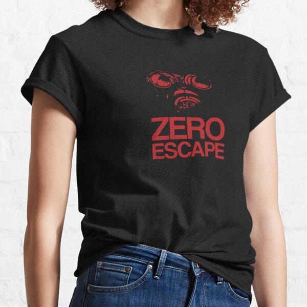 Zero Escape Gas Mask Logo Classic T-Shirt
