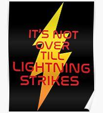 Lightning Strikes Poster