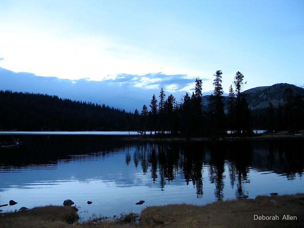 Mirror Lake by Deborah  Allen