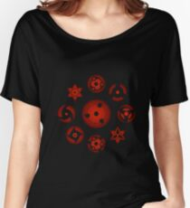 All Sharingan Women's Relaxed Fit T-Shirt