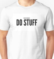 The Key to Success = Do Stuff - Modern Day Warriors (Collection) T-Shirt