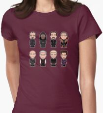 The Eight Masters (shirt) Womens Fitted T-Shirt