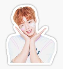 WANNA ONE PARK JIHOON Sticker