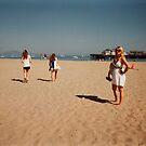 A Day at the Beach by Lea Hamilton