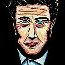 DAVID LYNCH by THE SPILT INK by thespiltink