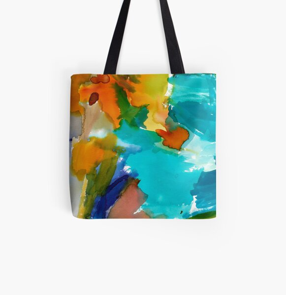Mix by A 4 All Over Print Tote Bag