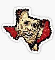 texas chainsaw wealder  Sticker