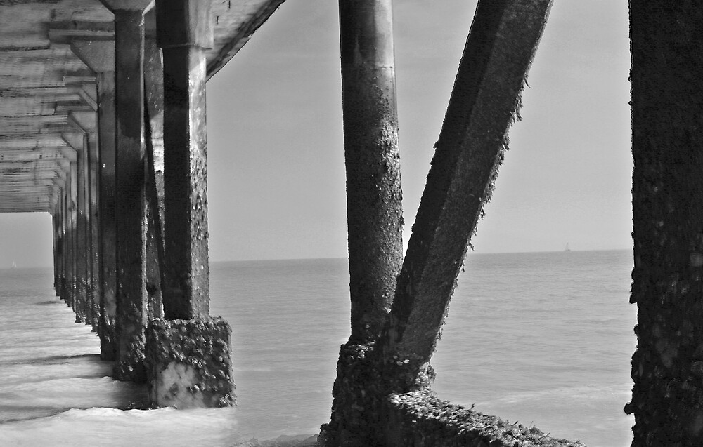 Under the Pier 2 by Justine McCreith