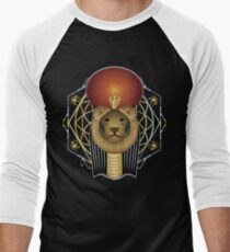 Sekhmet Baseballshirt mit 3/4-Arm