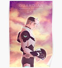 Guardian of the Sky Poster