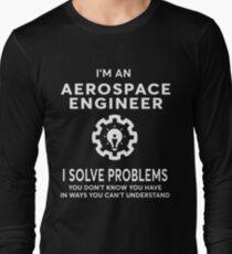 AEROSPACE ENGINEER BEST DESIGN 2017 Long Sleeve T-Shirt