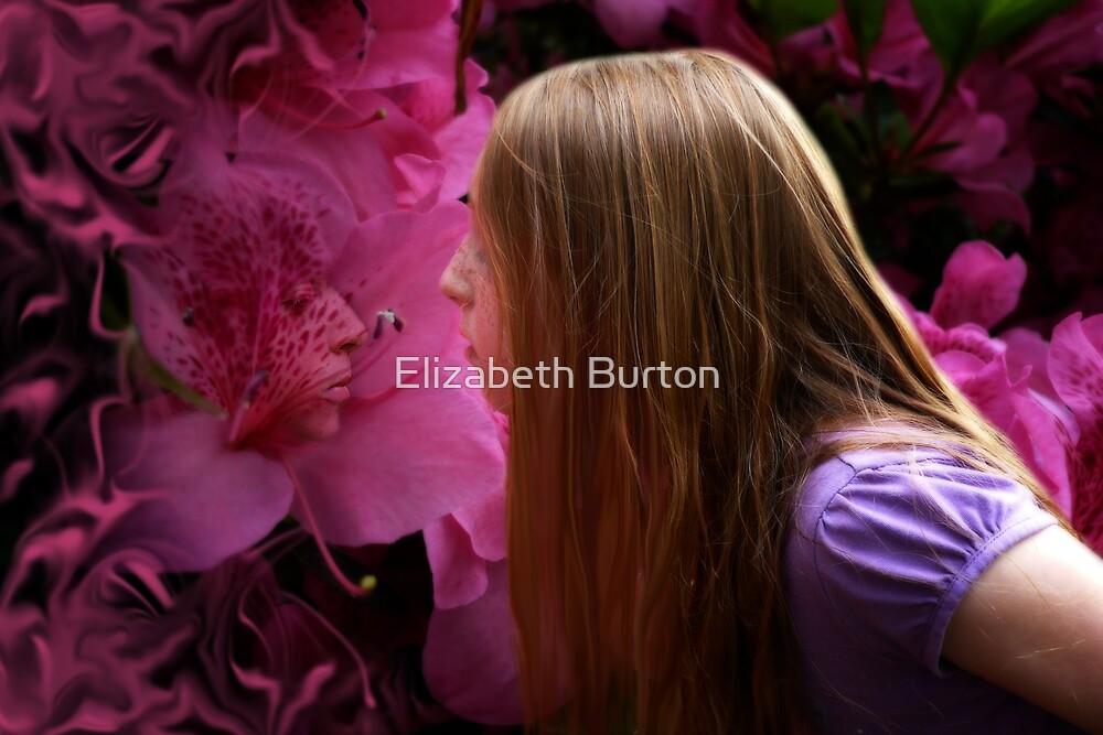 Whispers In The Garden #2 by Elizabeth Burton