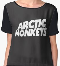 arctic monkeys Women's Chiffon Top