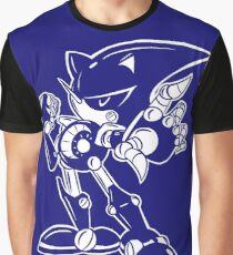 Metal Sonic Graphic T-Shirt