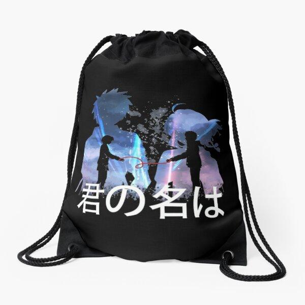 your name Drawstring Bag